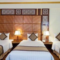 Muong Thanh Sapa Hotel 3* Номер Делюкс с различными типами кроватей фото 5