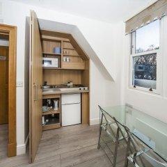 Отель 88 Studios Kensington Апартаменты с различными типами кроватей фото 17