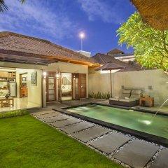 Отель Bali baliku Private Pool Villas бассейн