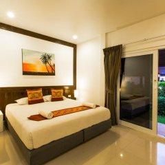 Phuket Airport Hotel 3* Улучшенный номер двуспальная кровать фото 3