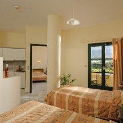 Отель San Giorgio 3* Улучшенные апартаменты с различными типами кроватей