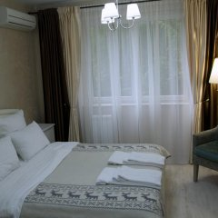 Mini hotel Kay and Gerda Hostel 2* Стандартный номер фото 14