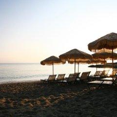 Golden Beach Hotel пляж фото 2