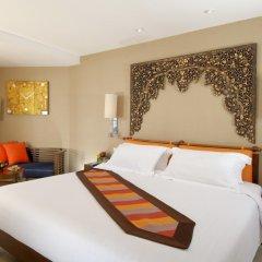 Отель Garden Cliff Resort and Spa 5* Номер Делюкс с различными типами кроватей