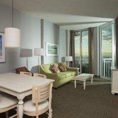 Отель Avista Resort 3* Люкс с 2 отдельными кроватями фото 5