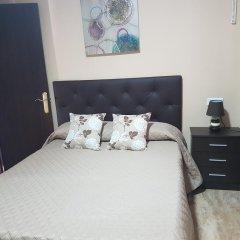 Отель Hostal Málaga Стандартный номер с двуспальной кроватью фото 7