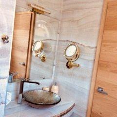 Отель Pension Haus Sanz 3* Улучшенный номер с различными типами кроватей фото 15