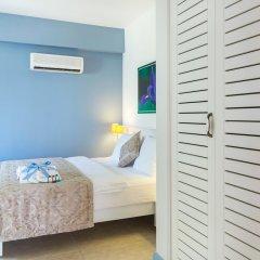 Kalkan Suites 3* Апартаменты с различными типами кроватей фото 15