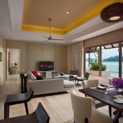 Отель Resorts World Sentosa - Beach Villas 5* Вилла с различными типами кроватей фото 4