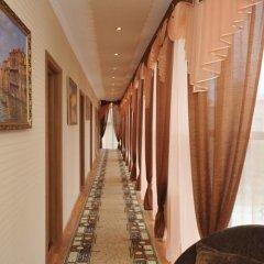 Гостиница Crown интерьер отеля