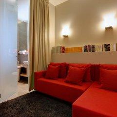 Отель Hôtel Elixir 3* Стандартный семейный номер с двуспальной кроватью фото 10