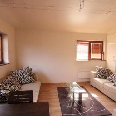 Апартаменты Gt Vihren Residence Apartments Банско комната для гостей фото 5
