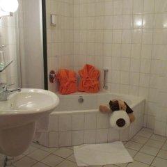 Ferien- und Reitsport Hotel Brunnenhof ванная