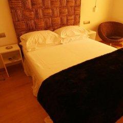 Отель Hostal Santo Domingo Улучшенный номер с различными типами кроватей фото 5