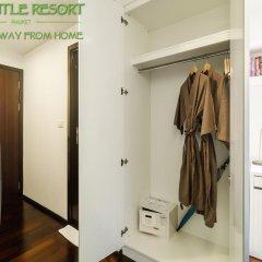 Отель The Title Phuket 4* Улучшенный номер с разными типами кроватей фото 10