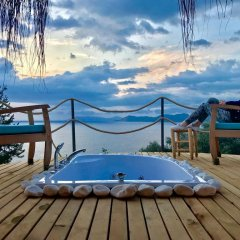 Seaview Faralya Butik Hotel бассейн фото 2