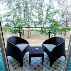 Anda Beachside Hotel 3* Стандартный номер с двуспальной кроватью фото 8