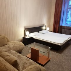 Apartment-hotel City Center Contrabas 3* Улучшенный номер с разными типами кроватей фото 7