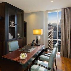 Отель Kempinski Mall Of The Emirates 5* Люкс с различными типами кроватей фото 9