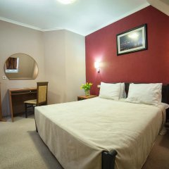 Гостиница Прага Люкс с различными типами кроватей фото 4