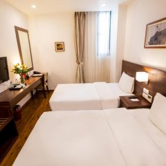 Authentic Hanoi Boutique Hotel комната для гостей фото 10