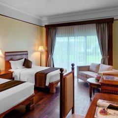 Отель Sokha Beach Resort 5* Номер Делюкс с различными типами кроватей