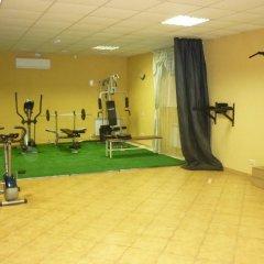 Гостиница Райская Лагуна фитнесс-зал фото 4