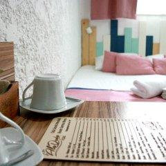 AlaDeniz Hotel 2* Номер Делюкс с двуспальной кроватью фото 8