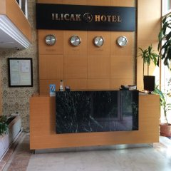 Hotel Ilicak интерьер отеля фото 2