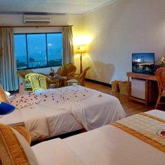 Green Hotel Nha Trang 3* Улучшенный номер фото 19