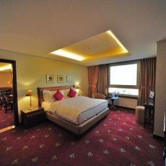 Отель Le Royal Hotels & Resorts - Amman 5* Представительский люкс с различными типами кроватей