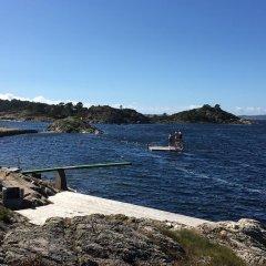 Отель Kristiansand Feriesenter Норвегия, Кристиансанд - отзывы, цены и фото номеров - забронировать отель Kristiansand Feriesenter онлайн приотельная территория фото 2