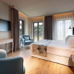 Отель Eurostars Porto Douro Порту комната для гостей фото 8