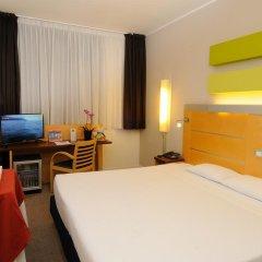 Отель iH Hotels Milano Gioia 4* Стандартный номер с различными типами кроватей фото 18