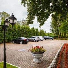 Гермес Парк Отель Санкт-Петербург парковка