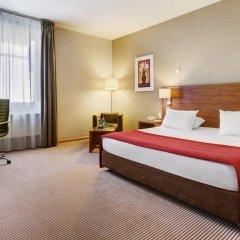 Гостиница Холидей Инн Москва Сущевский 4* Стандартный номер с разными типами кроватей фото 6