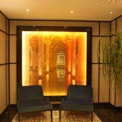 Отель Molton Nisantasi Suites развлечения