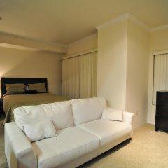 Отель Downtown LA Extended Stay комната для гостей фото 3