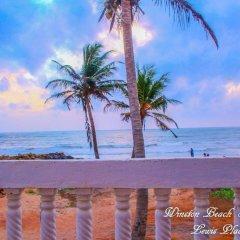Отель Winston Beach Guest House Стандартный номер с различными типами кроватей фото 3