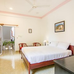 Отель Hung Do Beach Homestay 3* Номер Делюкс с различными типами кроватей