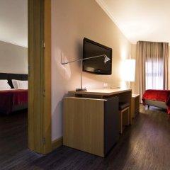 SANA Reno Hotel 3* Стандартный семейный номер с двуспальной кроватью фото 2