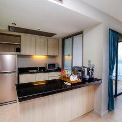 Отель Kalima Resort & Spa, Phuket 5* Номер Делюкс с двуспальной кроватью фото 7