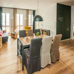 Апартаменты Design-Apartments im lebendigen Haus комната для гостей фото 4