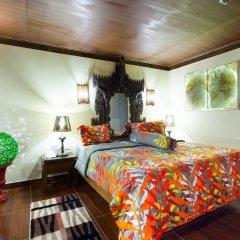 Отель Tropica Bungalow Resort 3* Семейный номер Делюкс с двуспальной кроватью фото 12