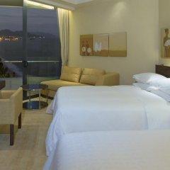 Sheraton Nha Trang Hotel & Spa 5* Номер Делюкс с различными типами кроватей фото 3