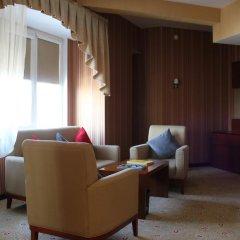 Гостиница Grand Aiser 4* Люкс с различными типами кроватей фото 7