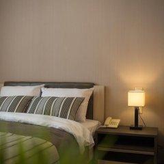 Гостиница Силуэт Стандартный номер разные типы кроватей фото 13