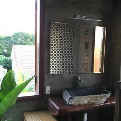 Отель An Bang Garden House ванная