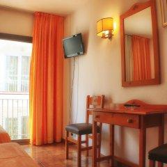 Отель Parc Испания, Курорт Росес - отзывы, цены и фото номеров - забронировать отель Parc онлайн удобства в номере