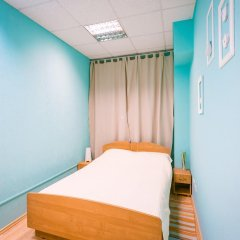 Хостел Hello Номер категории Эконом с различными типами кроватей фото 2